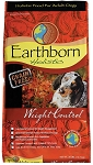 Earthborn Holistic Grain Free Weight Control 28LB